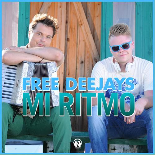 """FREE DEEJAYS """"Mi Ritmo"""""""