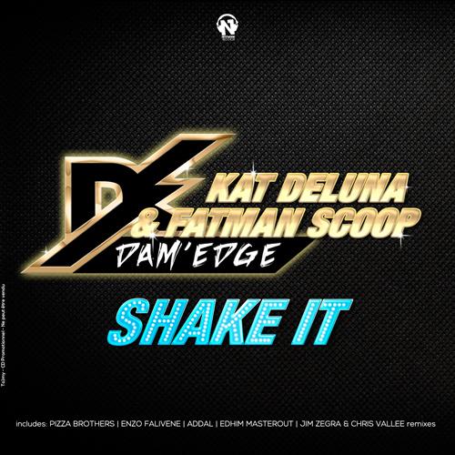 "DAM'EDGE Feat. FATMAN SCOOP & KAT DELUNA ""Shake It"""