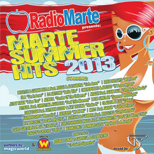 MARTE SUMMER HITS 2013