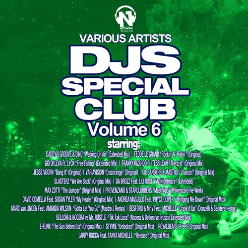 DJS SPECIAL CLUB Vol.6