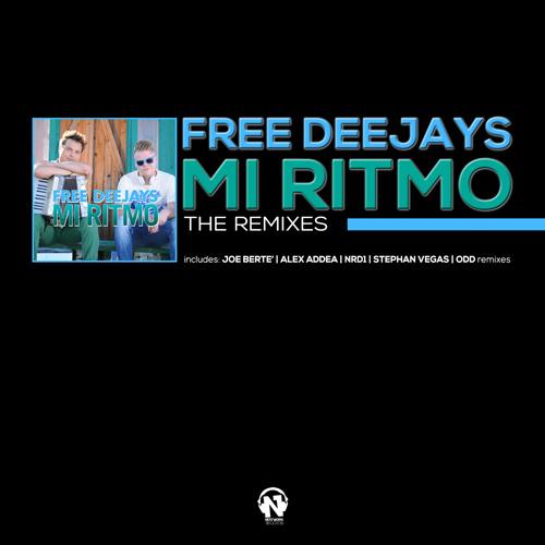 "FREE DEEJAYS ""Mi Ritmo"" (The Remixes)"