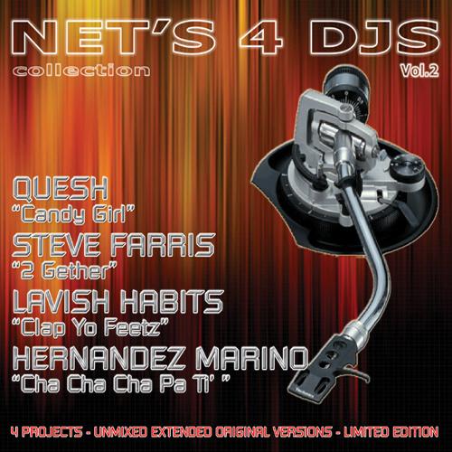 NET'S 4 DEE JAYS Vol.2