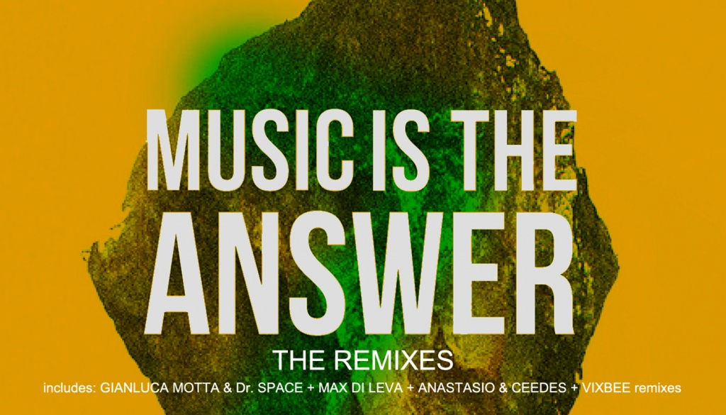 """NRD1 & LUCA G   """"Music Is The Answer (The Remixes)"""""""