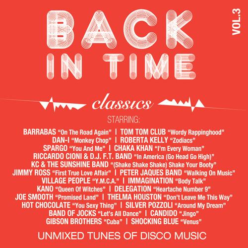 V/A – BACK IN TIME CLASSICS Vol.3