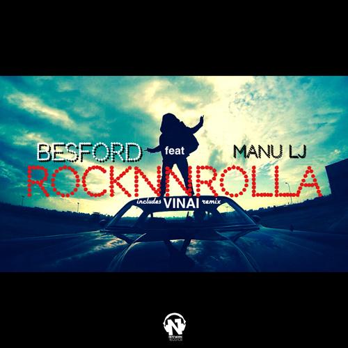 """BESFORD Feat. MANU LJ  """"Rocknnrolla"""""""