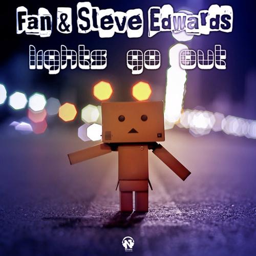 """FAN & STEVE EDWARDS  """"Lights Go Out"""""""