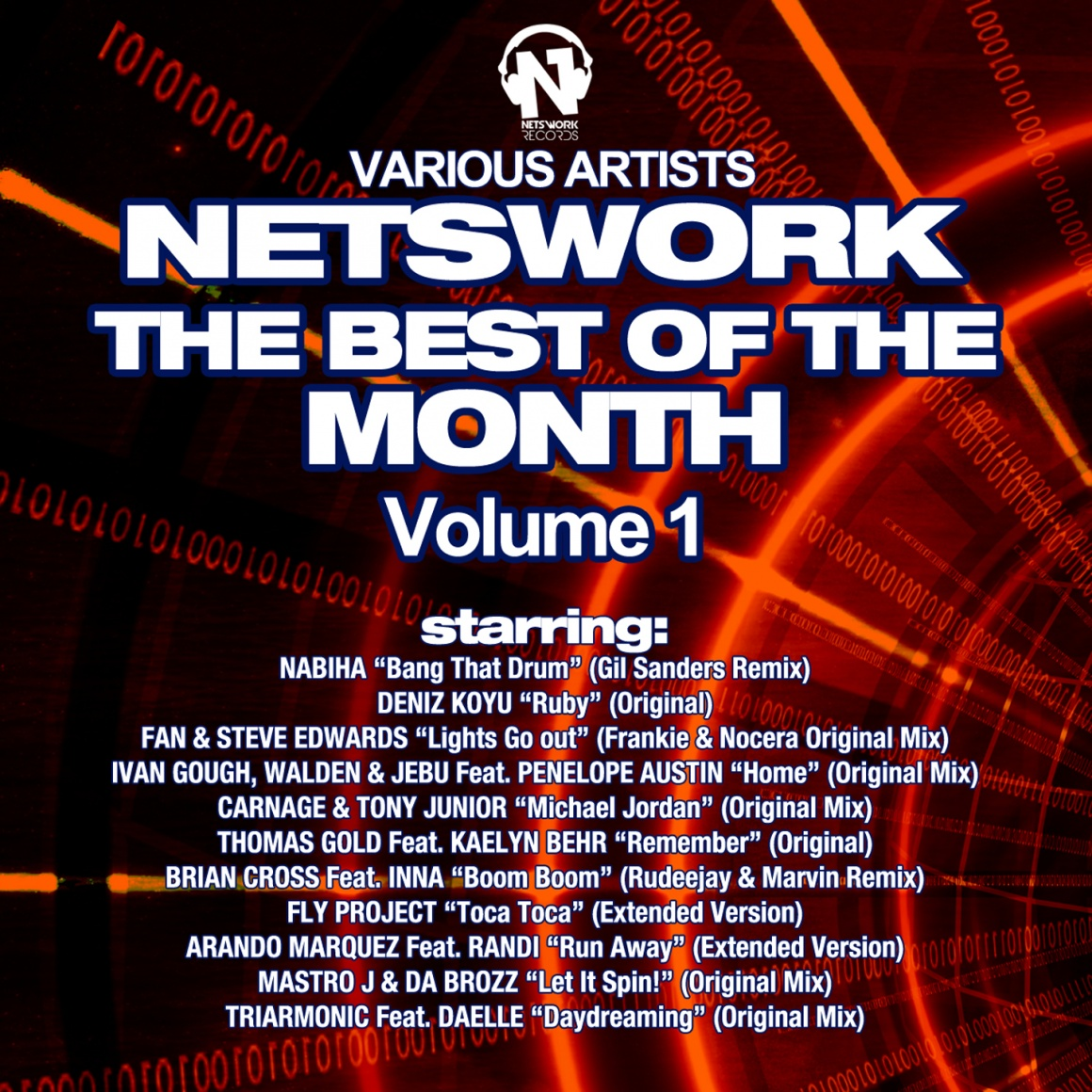 V/A – NETSWORK The Best Of The Month Vol.1