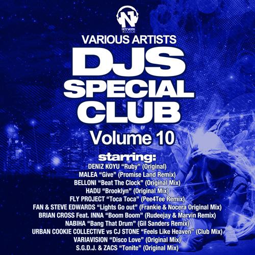 V/A – DJS SPECIAL CLUB Vol.10