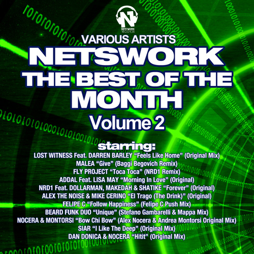 V/A – NETSWORK The Best Of The Month Vol.2