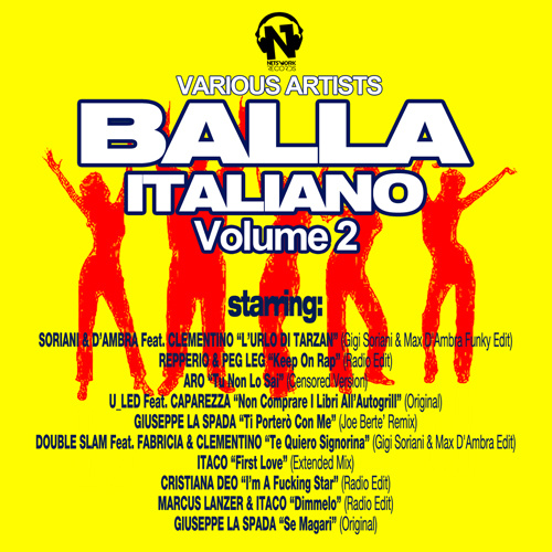 V/A – BALLA ITALIANO Vol.2